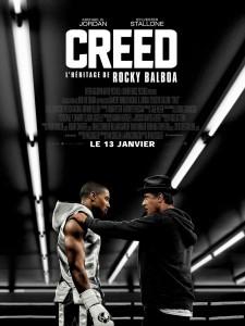 Affiche Creed le digne Heritage de Rocky