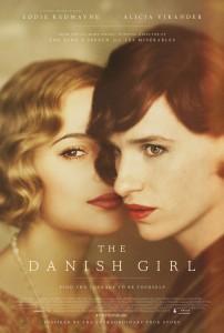 Les films les + attendus de 2016 The Danish Girl