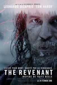 Les films les + attendus de 2016 The Revenant