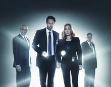 X-Files critique image une