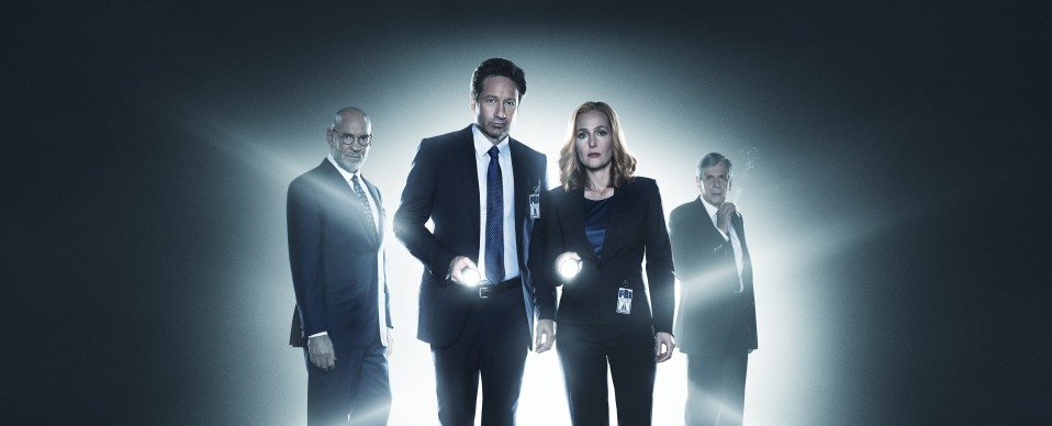 X-Files critique image une