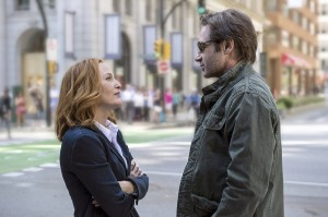 X Files revival Mulder et Scully