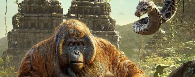 Le Livre De La Jungle Louie Et Kaa En Affiche