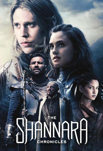 """Résultat de recherche d'images pour """"Les chroniques de Shannara"""""""