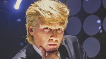 Johnny Depp devient Donald Trump pour Funny Or Die UNE