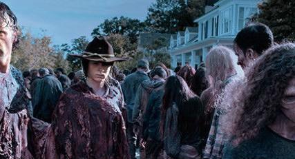 The Walking Dead nouvelles images saison 6-4 UNE