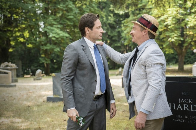 X-Files bilan de la saison 10 were monster flight of the conchords