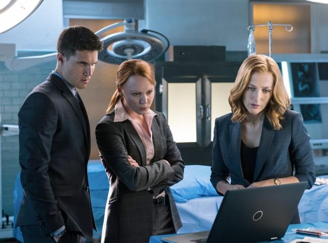 X-Files bilan mulder scully  doppelganger