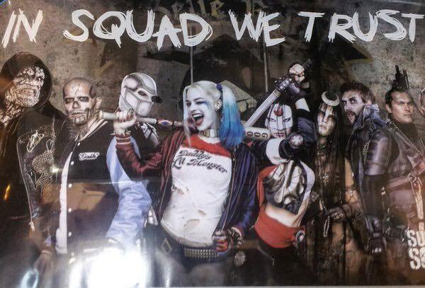 suicide squad deux nouvelles affiches poster 2