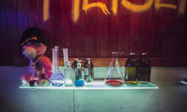 Breaking Bad bientôt un bar éphémère à Paris le petit chimiste
