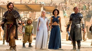 Game of Thrones saison 5 khaleesi  test blu-ray