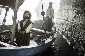 Game of Thrones saison 5 tyrion test blu-ray