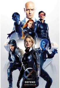 affiche Professeur X X-Men
