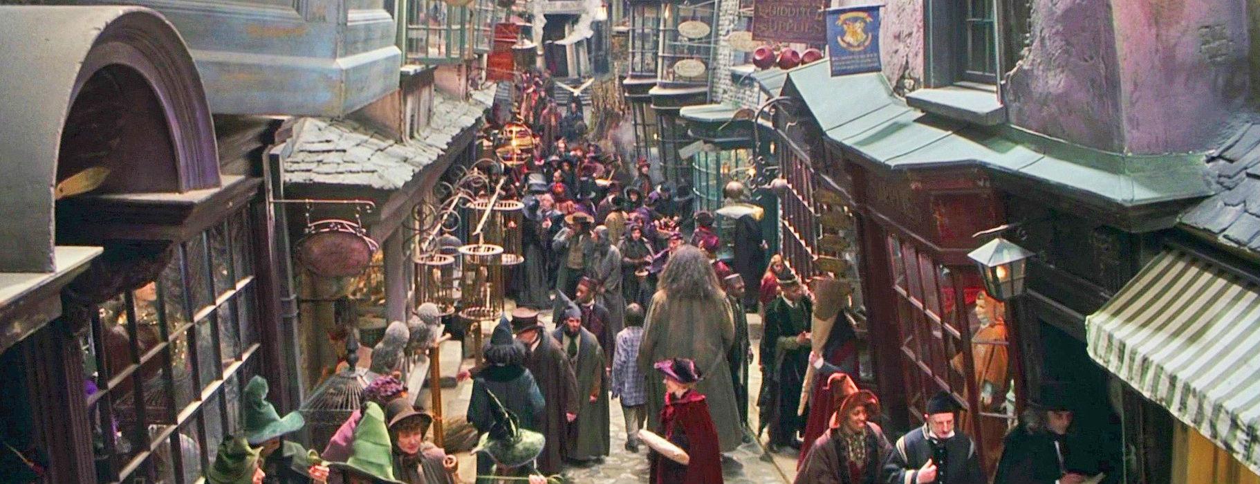 Harry Potter Un Chemin De Traverse Ouvre En Australie