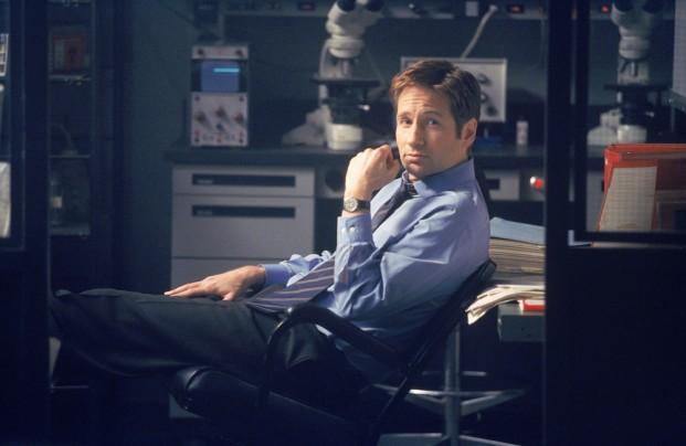 Ces séries qui ont perdu leur lead  - Fox Mulder