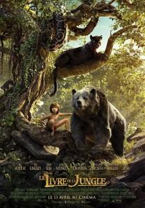 le livre de la jungle critique affiche