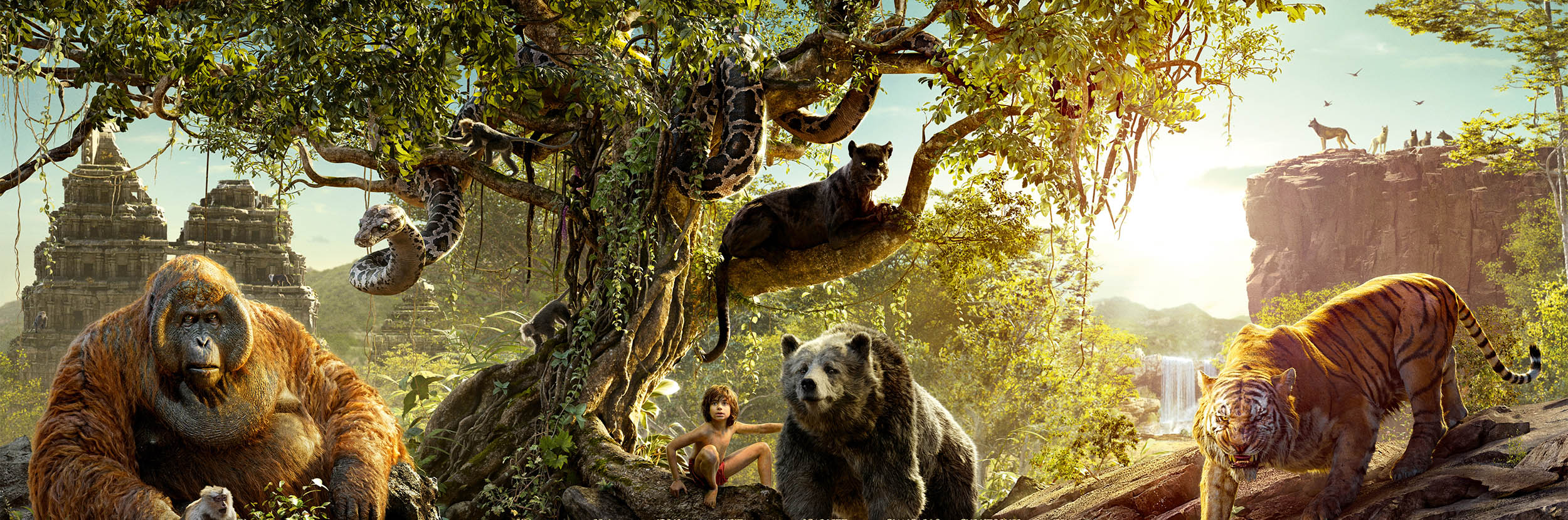 the lessons in the jungle book a movie by jon faveau I decided to make jon favreau's adaptation of rudyard kipling's the jungle book my 5-year-old daughter's first live-action movie theater viewing experience, in part because i really wanted to see.