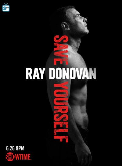 ray donovan saison 4 affiche