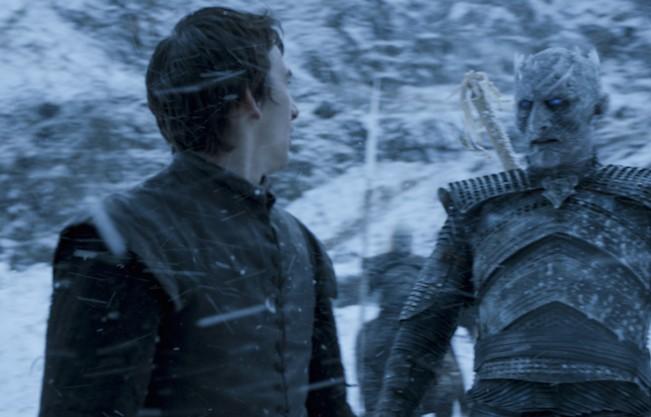 Game of Thrones saison 8 : photos pour The Door
