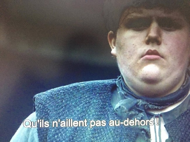 traduction Hodor OCS game of Thrones saison 6 - 2