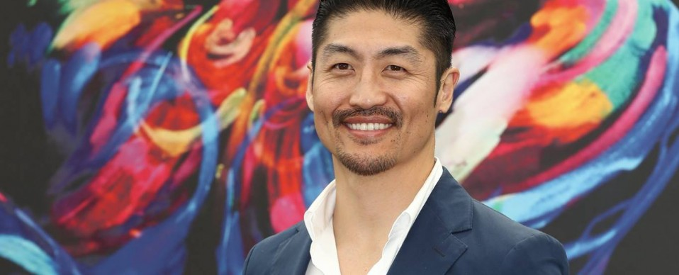 Brian Tee brainterview ninja turtles 2 shredder