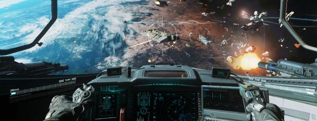 Salon E3 les nouveautes Activision COD Infinite Warfare ILLU 2