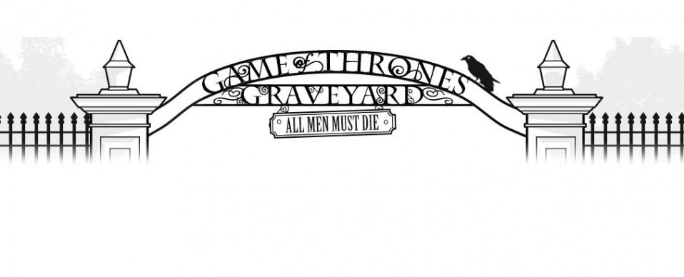 cimetière GoT