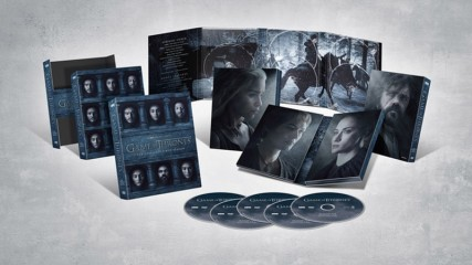 Game of Thronesimage une coffret saison 6 blu-ray DVD