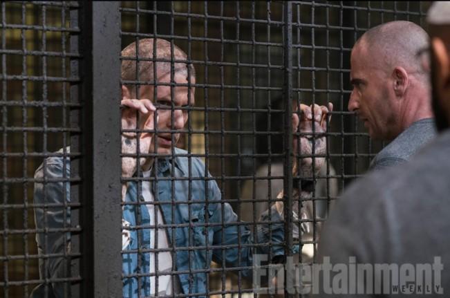 Prison Break premiers spoilers sur le revival ILLU