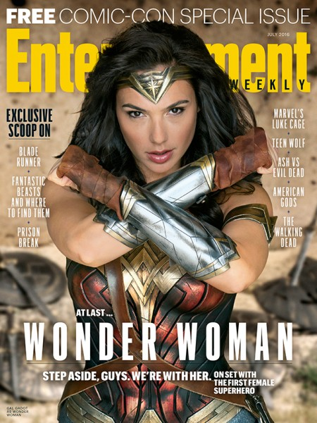 Wonder Woman nouvelle image
