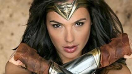 Wonder Woman nouvelles images du tournage UNE