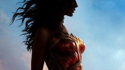 nouvelle affiche pour wonder woman