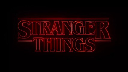 stranger things la musique