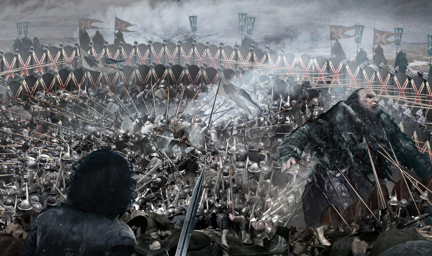 Game of Thrones saison 6 : Découvrez les concepts arts ...