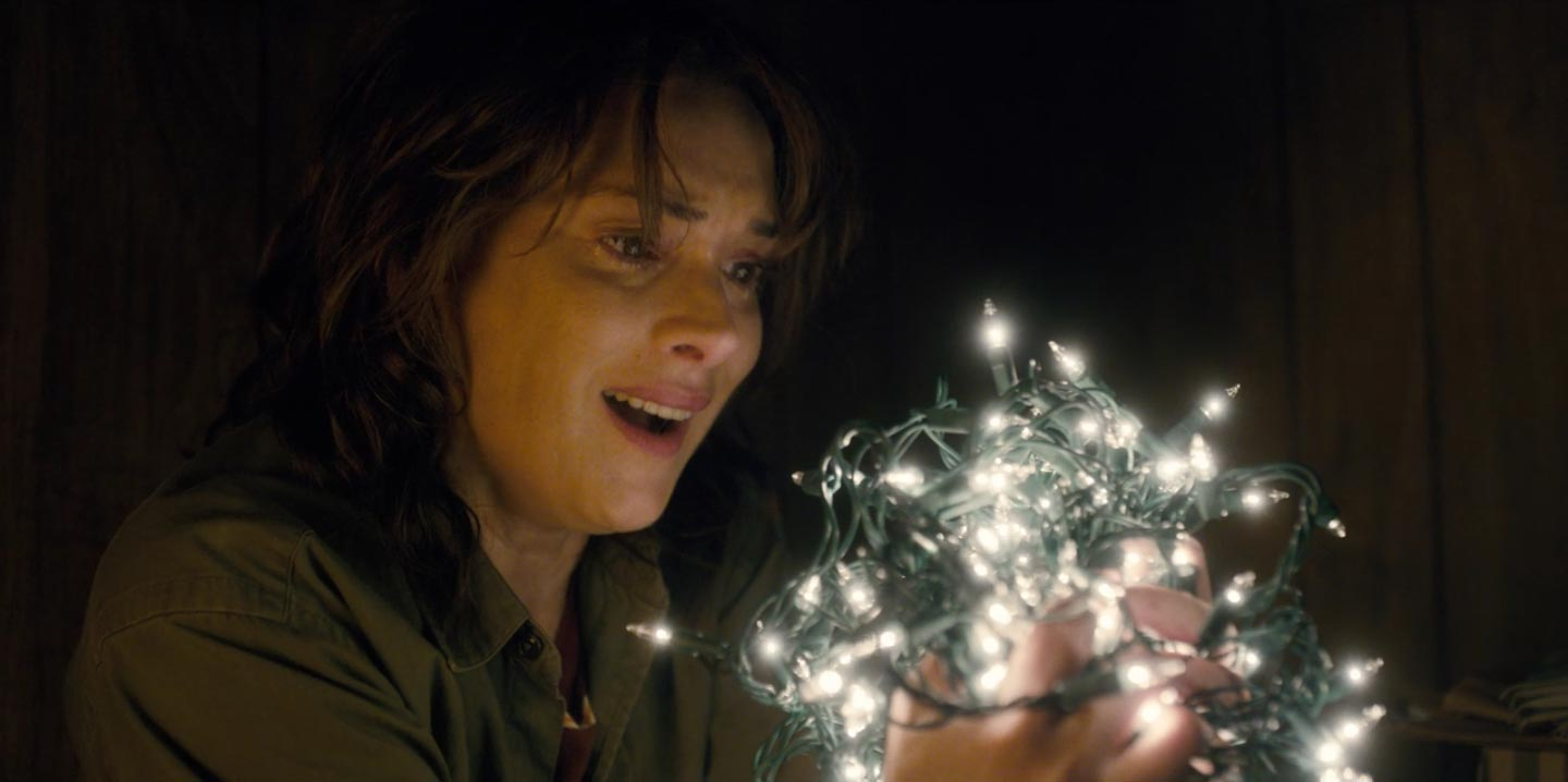 Stranger Things Winona Ryder Et Son Personnage