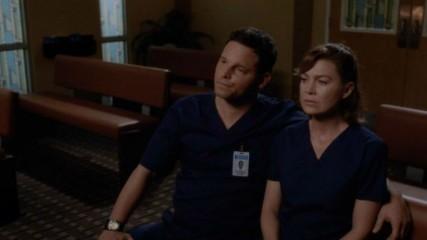 Greys Anatomy saison 13  Meredith soutient Alex et promo de lepisode 3
