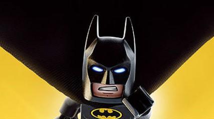 Lego Batman - nouvelle affiche UNE