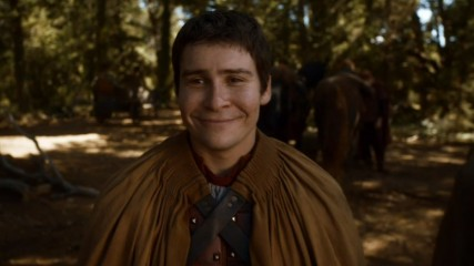 Podrick payne imagine la fin de Game of Thrones