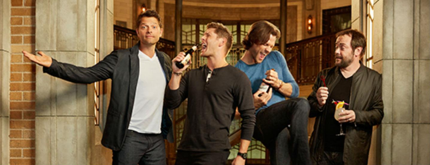 Supernatural Saison 12 Premieres Images Et Details Sur Mary Winchester on Jensen Ackles
