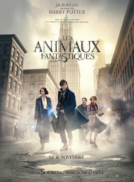 Les-Animaux-Fantastiques-affiche-francaise-révélée