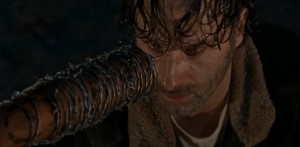 deces the walking dead victime saison 7 rick critique