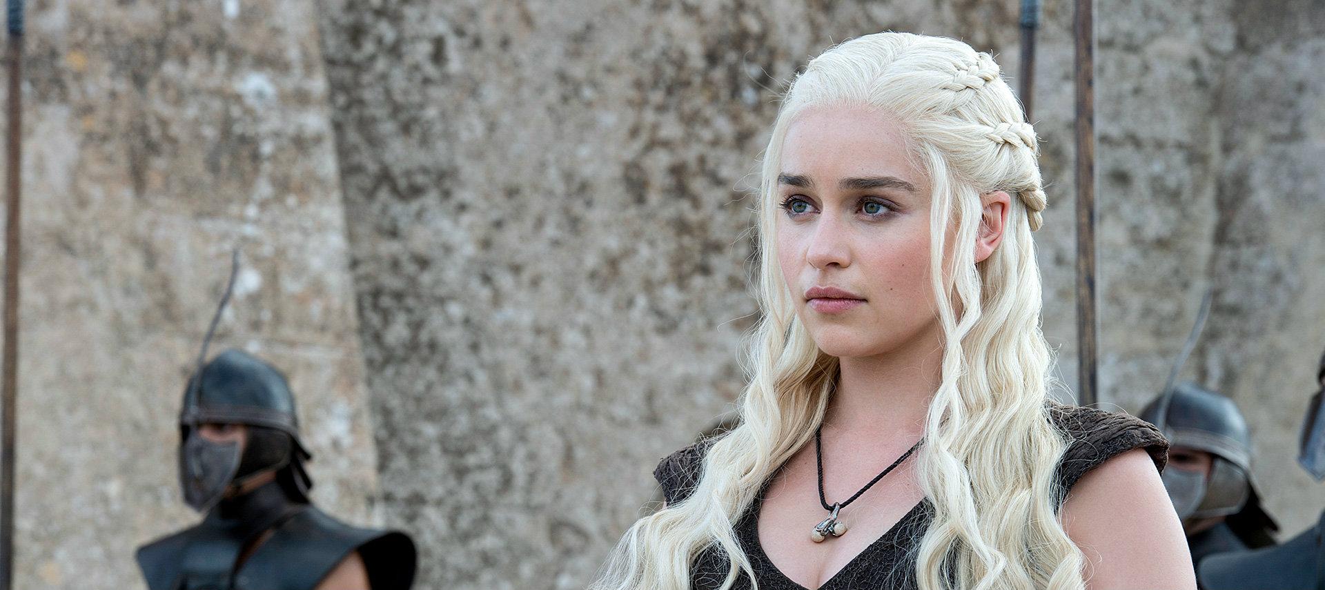 Game Of Thrones Saison 7 La Khaleesi En Tournage En
