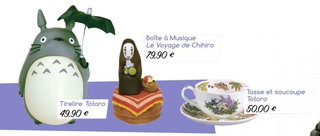 Ghibli : la boutique éphémère à Paris