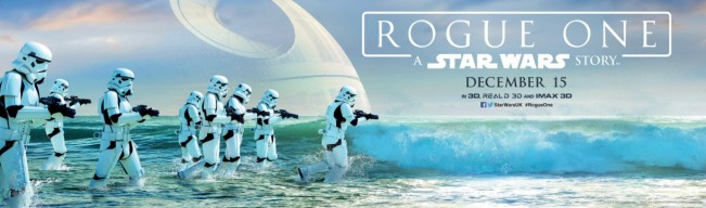 Rogue One A Star Wars Story nouvelle affiche ILLU 1