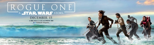 Rogue One A Star Wars Story nouvelle affiche ILLU 2