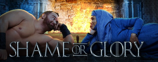 Shame or Glory pub game ofthrones image une