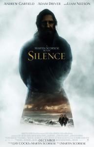 silence affiche martin scorsese