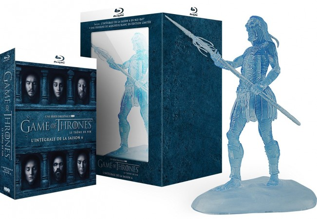 Walker blu ray game of thrones