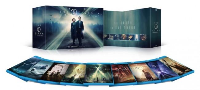 X Files Box Set