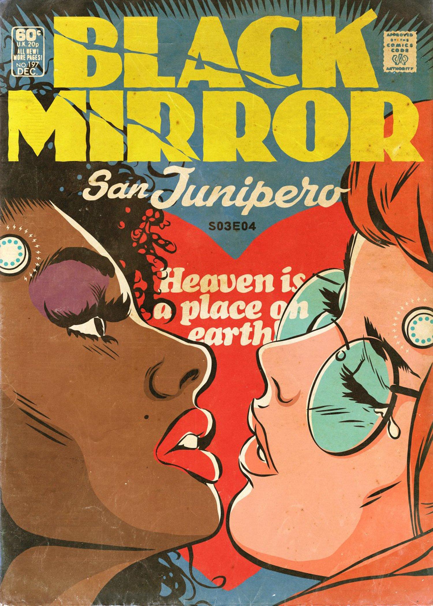 Book Cover Black Mirror : Black mirror des épisodes transformés en comics brain